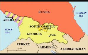 Abhazya ve Güney Osetya